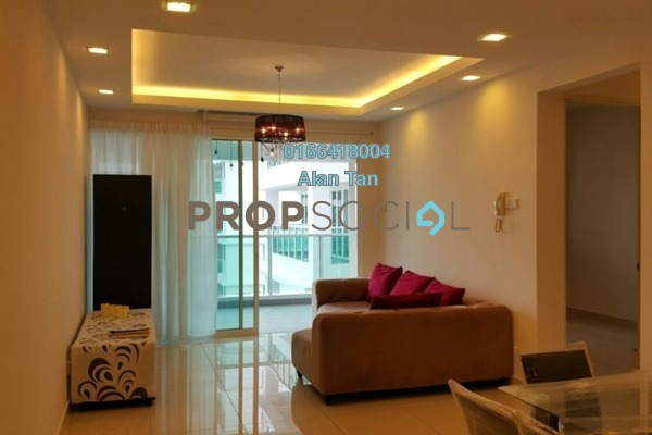 For Rent Condominium at The Regina, UEP Subang Jaya Freehold Fully Furnished 3R/2B 2.4k