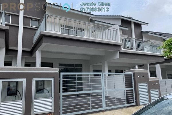 For Rent Terrace at Kepayang Residence, Taman Bukit Kepayang Freehold Semi Furnished 4R/3B 1.3k