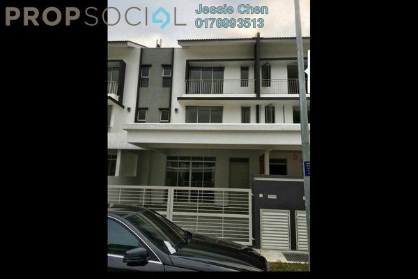 For Rent Superlink at Kepayang Residence, Taman Bukit Kepayang Freehold Semi Furnished 5R/4B 1.6k