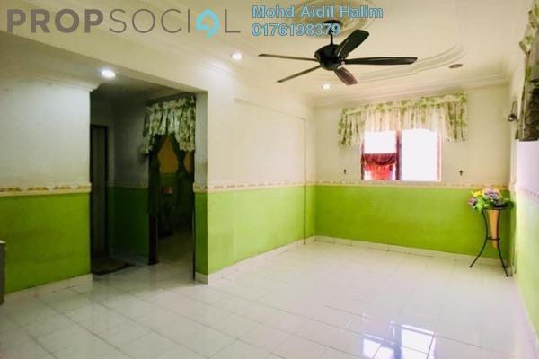 For Sale Apartment at Gugusan Siantan, Kota Damansara Freehold Semi Furnished 3R/2B 179k