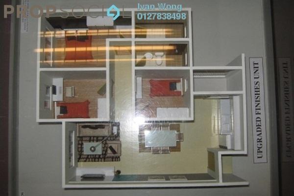 For Sale Apartment at Putra Suria Residence, Bandar Sri Permaisuri Leasehold Semi Furnished 3R/2B 325k