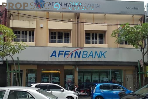 For Sale Shop at Taman Midah, Cheras Freehold Semi Furnished 6R/4B 7.5m