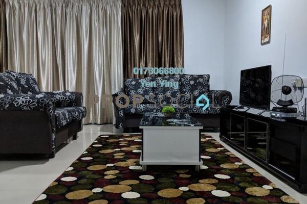 For Rent Condominium at Dwiputra Residences, Putrajaya Freehold Fully Furnished 3R/3B 2.5k