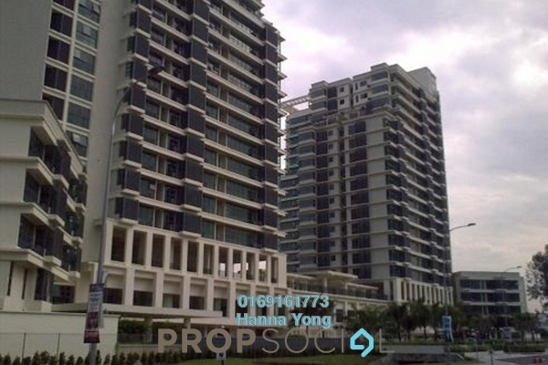 For Rent SoHo/Studio at Saujana Residency, Subang Jaya Freehold Fully Furnished 1R/1B 2.5k