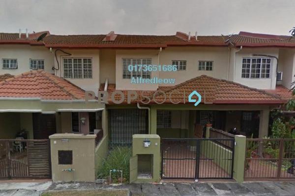 For Sale Terrace at Bandar Nusa Rhu, Shah Alam Freehold Unfurnished 4R/3B 380k