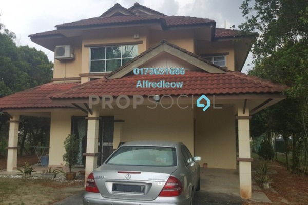 For Sale Bungalow at Sungai Buloh Country Resort, Sungai Buloh Freehold Fully Furnished 4R/3B 880k