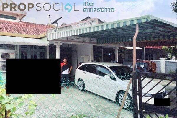 For Sale Terrace at Seksyen 16, Bandar Baru Bangi Freehold Semi Furnished 3R/2B 400k