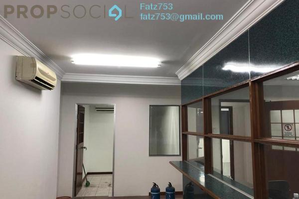 For Rent Office at Diamond Square, Setapak Freehold Semi Furnished 4R/1B 1.5k