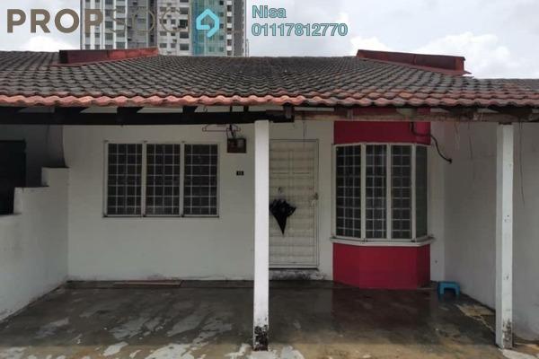 For Sale Terrace at Taman Kajang Utama, Kajang Freehold Unfurnished 3R/2B 350k