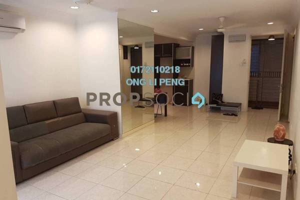 For Sale Condominium at Casa Tropicana, Tropicana Freehold Semi Furnished 2R/3B 700k