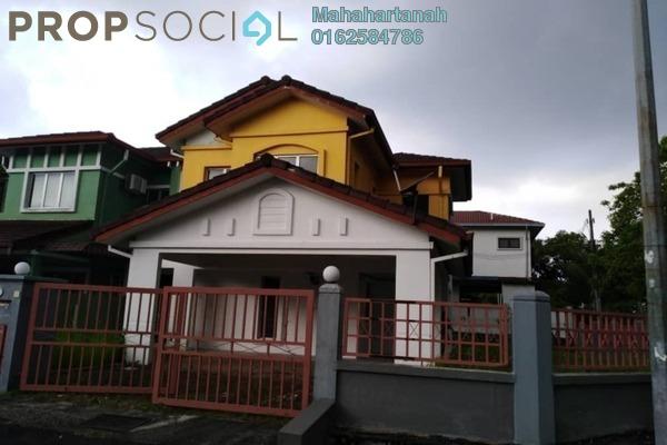 For Sale Terrace at Taman Pinggiran Subang, Subang Freehold Unfurnished 4R/3B 999k