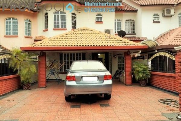 For Sale Terrace at Saujana Impian, Kajang Freehold Unfurnished 4R/3B 625k