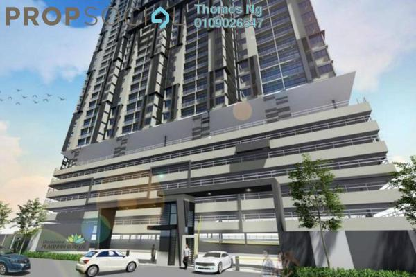 For Sale Apartment at Residensi Platinum Teratai, Kuala Lumpur Freehold Fully Furnished 3R/2B 360k