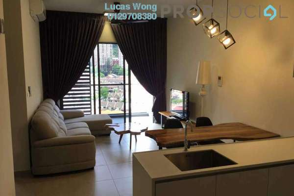 For Sale Serviced Residence at The Petalz, Old Klang Road Freehold Semi Furnished 4R/2B 720k
