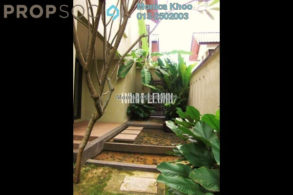 For Rent Bungalow at Villa Mont Kiara, Mont Kiara Freehold Semi Furnished 5R/6B 22k