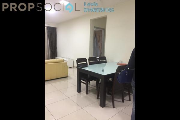 For Rent Condominium at Lido Residency, Bandar Sri Permaisuri Freehold Semi Furnished 3R/2B 2.5k