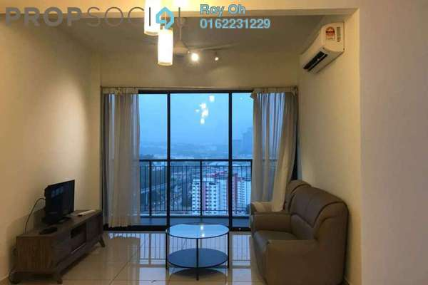 For Sale Condominium at Lido Residency, Bandar Sri Permaisuri Leasehold Fully Furnished 3R/2B 700k