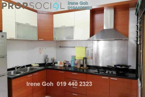 For Rent Condominium at Marina Tower, Tanjung Bungah Freehold Fully Furnished 3R/2B 2.2k