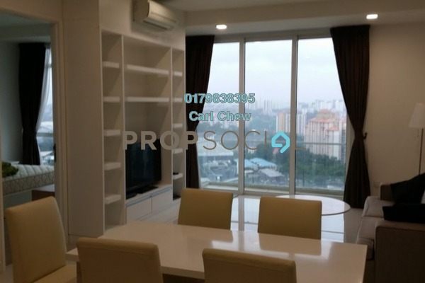 For Sale Serviced Residence at Camellia, Bangsar South Freehold Fully Furnished 2R/1B 760k