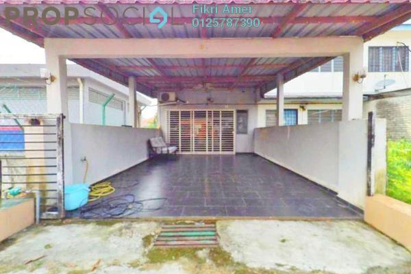 For Sale Terrace at Taman Dalma, Semenyih Freehold Unfurnished 2R/2B 280k