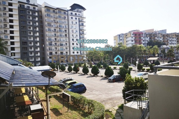 For Sale Condominium at Teluk Kemang, Port Dickson Freehold Semi Furnished 1R/1B 85k