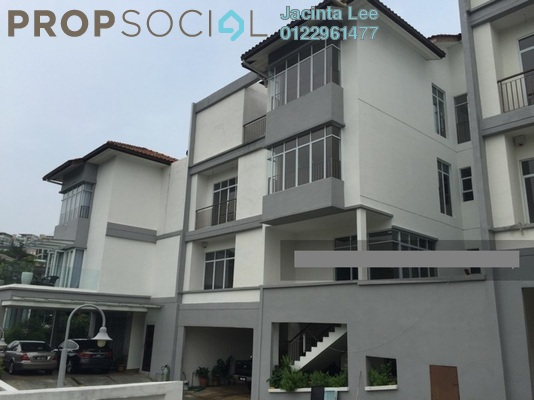 For Sale Bungalow at Bukit Ledang, Damansara Heights Leasehold Unfurnished 5R/5B 1.72m