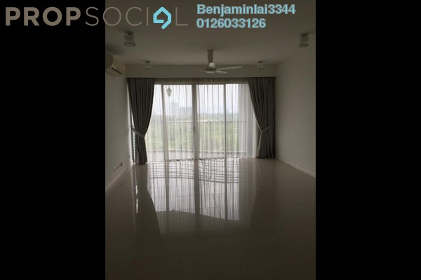 For Sale Condominium at The Westside Two, Desa ParkCity Freehold Semi Furnished 3R/3B 1.6m