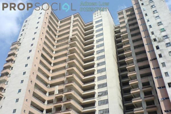 For Rent Condominium at Puncak Athenaeum, Bukit Antarabangsa Freehold Fully Furnished 3R/2B 1.5k