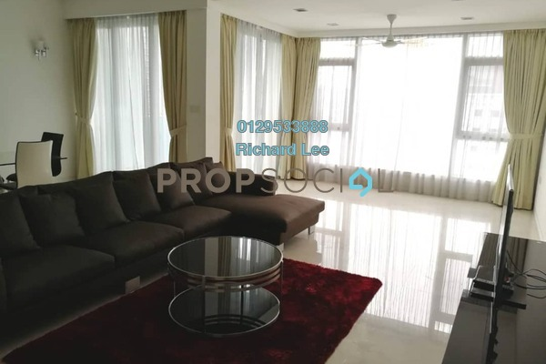 For Sale Condominium at Kiara 9, Mont Kiara Freehold Semi Furnished 3R/3B 1.45m