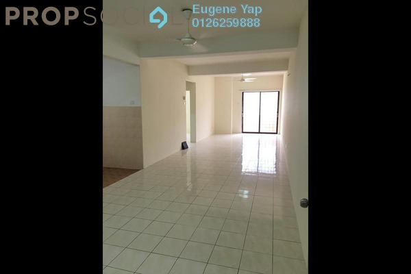 For Rent Apartment at Bougainvilla, Segambut Freehold Unfurnished 3R/2B 1.3k