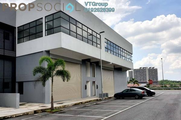 For Rent Factory at Taman Industri Sungai Buloh, Petaling Jaya Freehold Unfurnished 1R/4B 8.8k