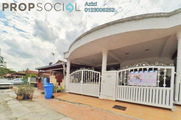 For Sale Terrace at Section 30, Shah Alam Freehold Semi Furnished 3R/2B 360k
