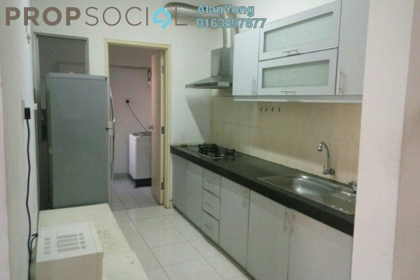For Rent Condominium at 1Sentul, Sentul Freehold Semi Furnished 3R/2B 1.5k