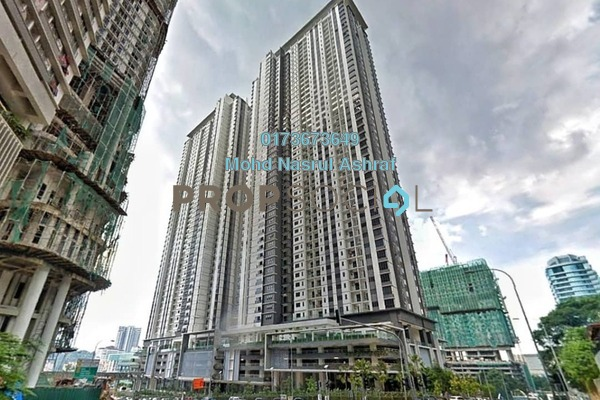 For Sale Serviced Residence at South View, Bangsar South Freehold Fully Furnished 2R/2B 720k