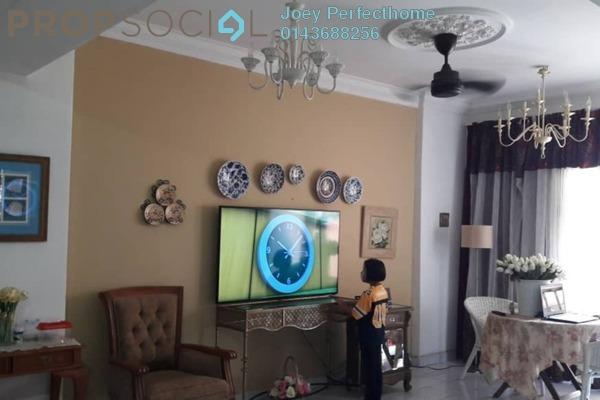 For Sale Condominium at Sri Hijau, Bandar Mahkota Cheras Freehold Semi Furnished 3R/2B 278k