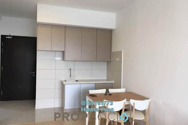 For Sale Serviced Residence at You One, UEP Subang Jaya Freehold Semi Furnished 2R/2B 530k