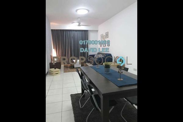 For Rent Condominium at Cova Villa, Kota Damansara Freehold Fully Furnished 3R/2B 2.2k