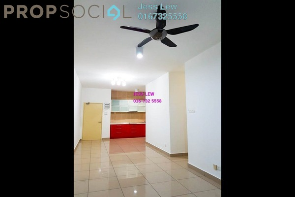 For Rent Condominium at OUG Parklane, Old Klang Road Freehold Semi Furnished 3R/2B 1.45k