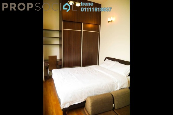 For Rent Condominium at Park View, KLCC Freehold Fully Furnished 0R/1B 2.2k