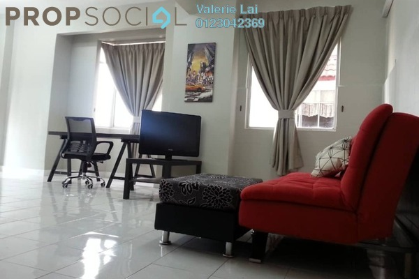 For Rent Condominium at Bukit OUG Condominium, Bukit Jalil Freehold Fully Furnished 1R/1B 1.2k