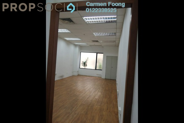 For Rent Office at Amcorp Tower, Petaling Jaya Freehold Semi Furnished 0R/0B 2k