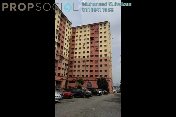 For Rent Apartment at Permai Ria, Ampang Freehold Unfurnished 3R/2B 750translationmissing:en.pricing.unit