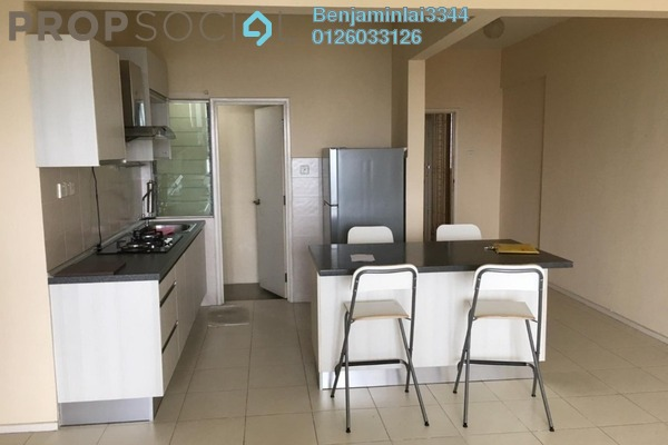 For Sale Condominium at Casa Indah 2, Tropicana Freehold Semi Furnished 2R/2B 700k