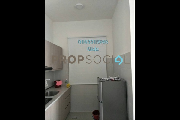 For Sale Serviced Residence at South View, Bangsar South Freehold Fully Furnished 2R/2B 730k