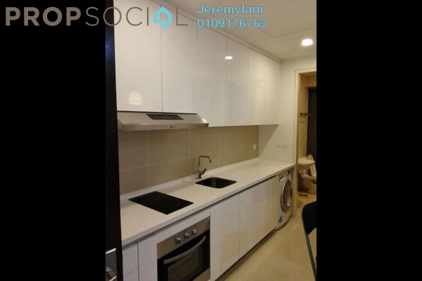 For Rent Condominium at Setia Sky Residences, KLCC Freehold Fully Furnished 1R/1B 2.2k