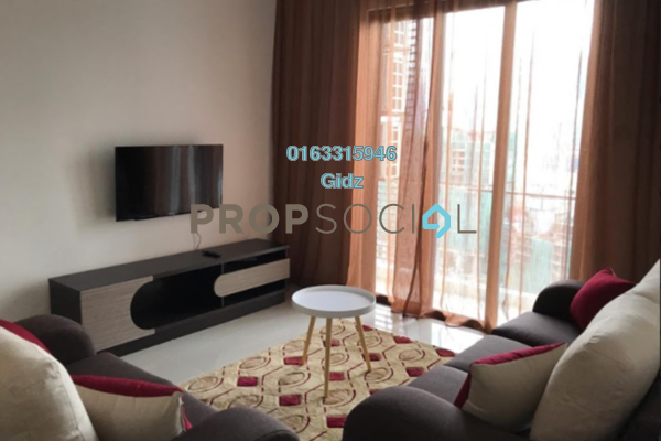 For Rent Apartment at South View, Bangsar South Freehold Fully Furnished 3R/2B 3.8k