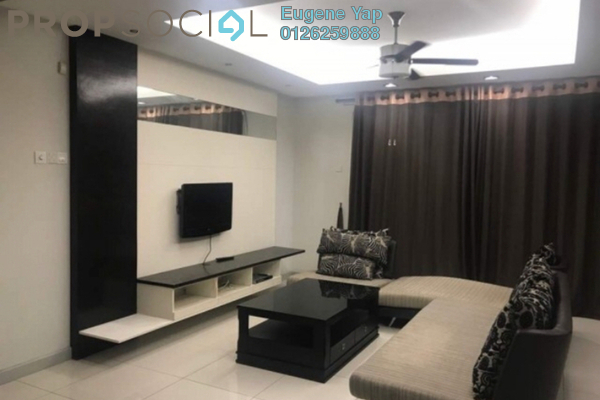 For Rent Terrace at Zenia, Desa ParkCity Freehold Fully Furnished 4R/3B 6.5k