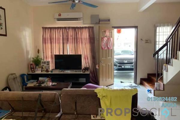 For Sale Terrace at Setia Impian, Setia Alam Freehold Semi Furnished 4R/3B 500k