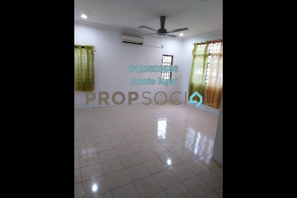 For Sale Terrace at Bandar Pinggiran Subang, Subang Freehold Semi Furnished 4R/4B 950k
