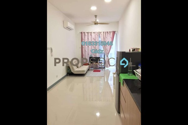 For Sale Serviced Residence at South View, Bangsar South Freehold Fully Furnished 1R/1B 590k